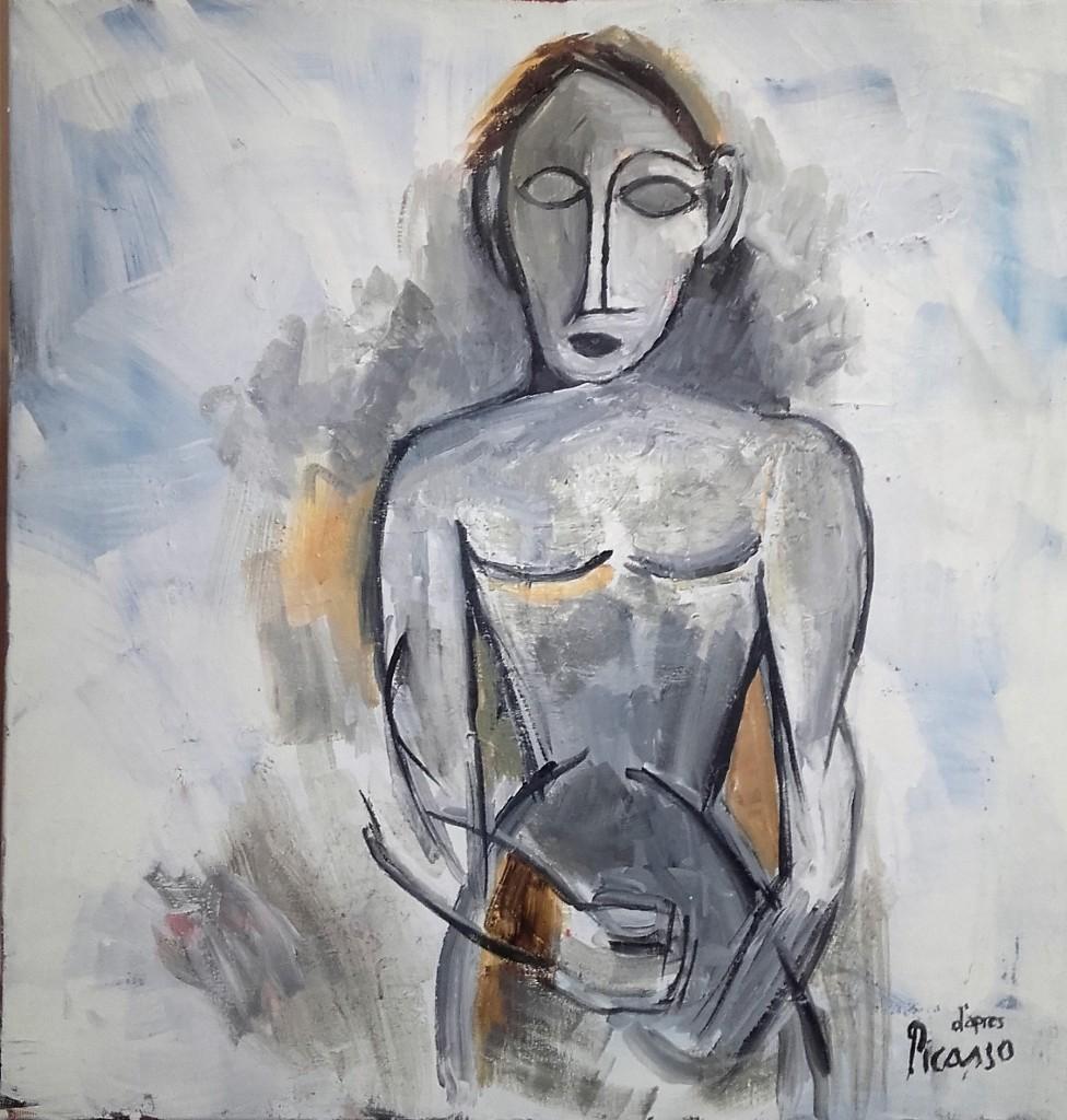 d 'après Picasso